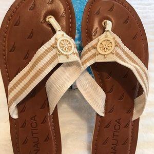 40aa3e93f60 Nautica Shoes - 🌞NIB - Nautica Gulf Breeze Sandals🌞